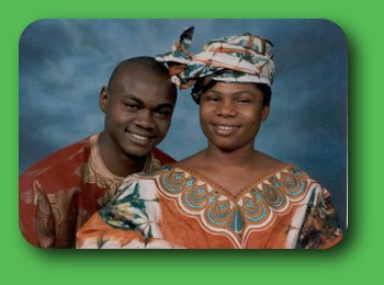 Olugu and Esther Ukpai