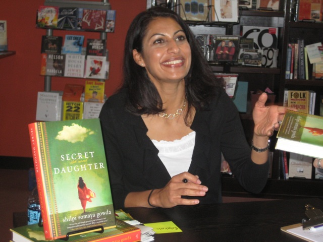 "Shilpi Somaya Gowda, Author of ""Secret Daughter"""