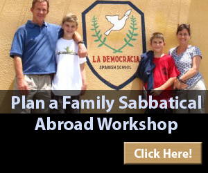 MelibeeU: Planning a Family Sabbatical Abroad