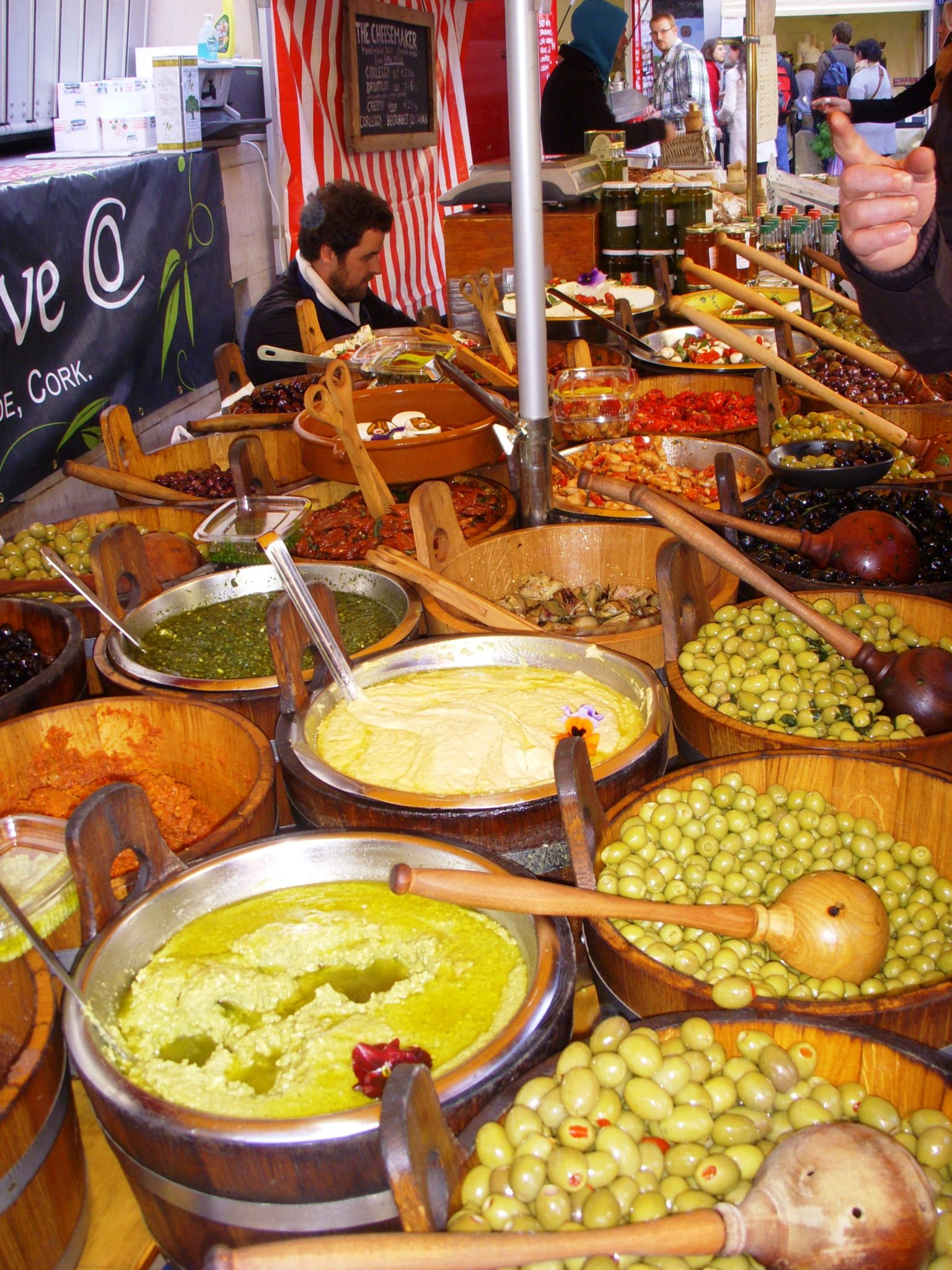 dublin ireland food