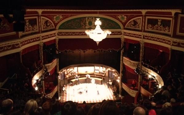 theatre in Dublin, Ireland