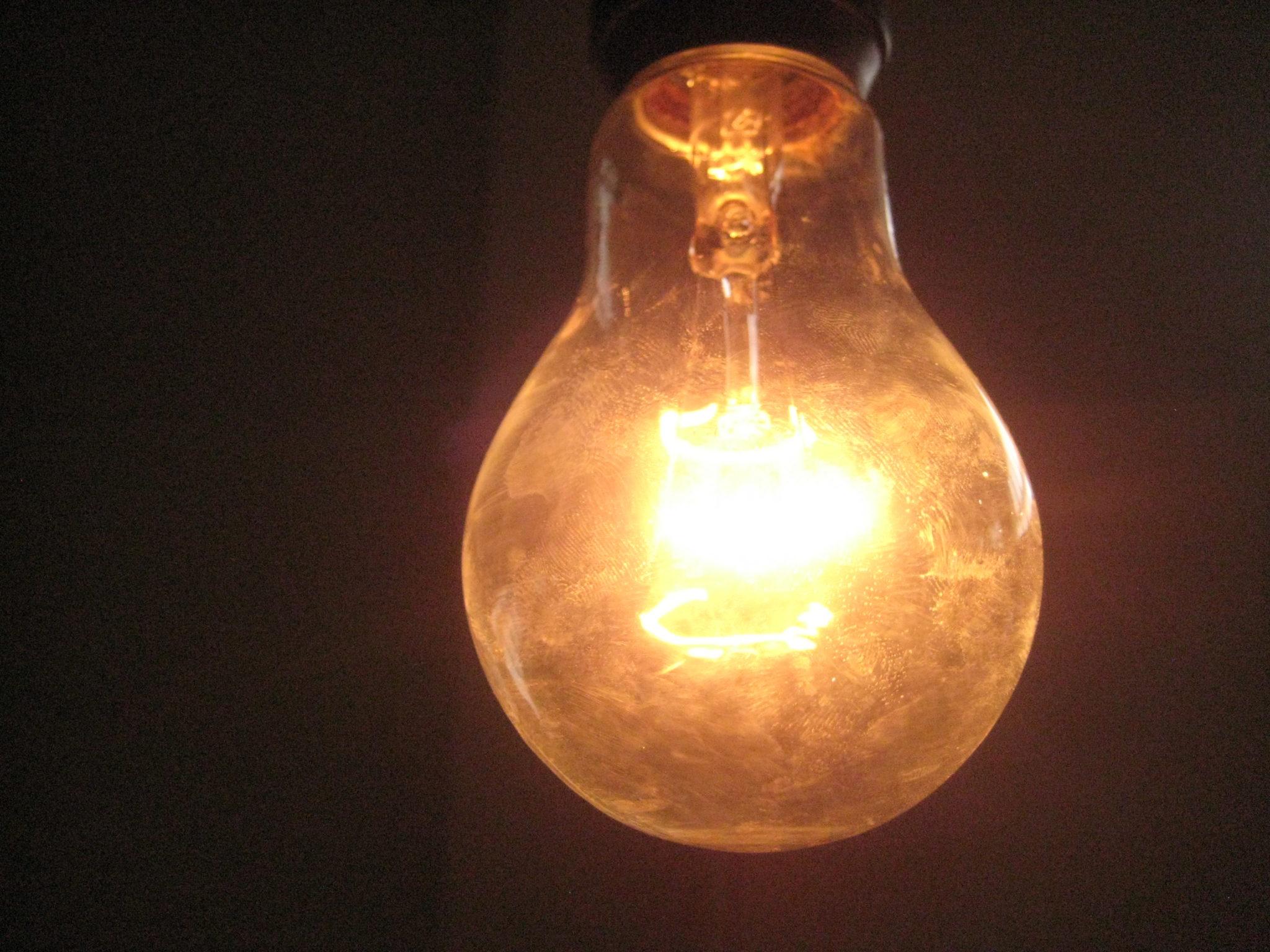 light bulb close up women entrepreneurs