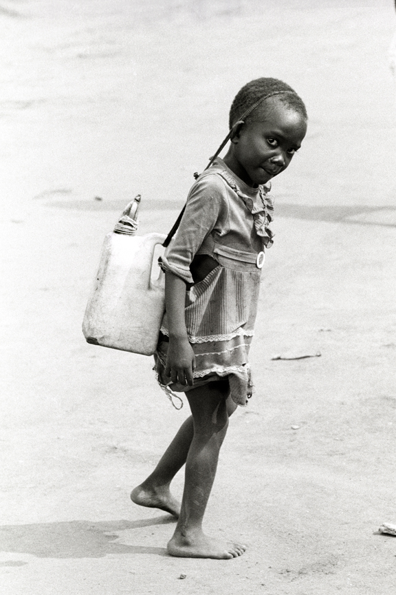 Carrying Water, 1991