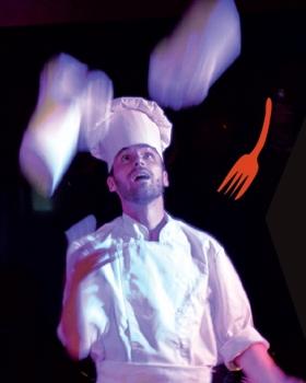 Le cabaret des frissons garantis, Théâtre du Cristal