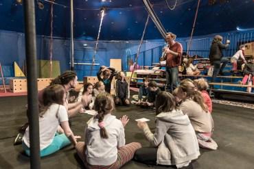 Cirque Meli Melo - cours enfants et preados - avril2017