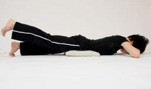 Video: Alternating Leg Lifts Prone – Beginner Exercise