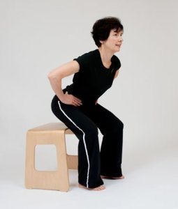 Video: Chair Squats for Active