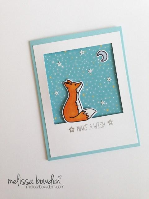 Make A Wish Card- Melissa Bowden