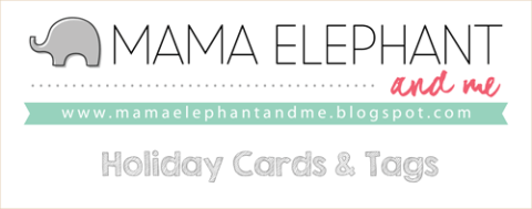 mama elephant badge