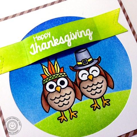 Happy Thanksgiving sneek peek
