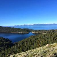 Tahoe Rim 50 mile run