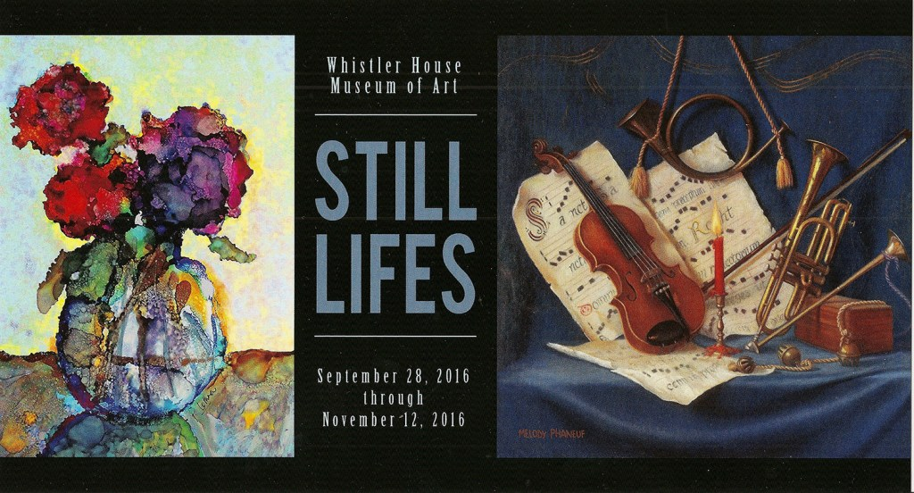 Invitation Whistler House Museum