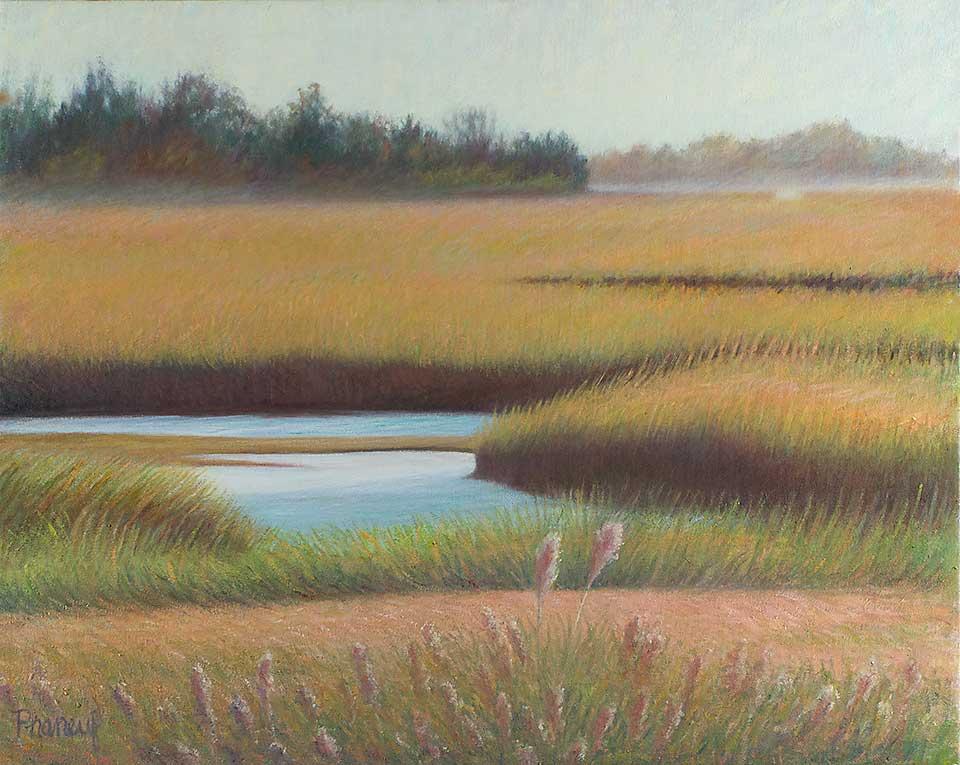 229-Gloucester-MA-landscape-painting-Fog-Lifting-960w