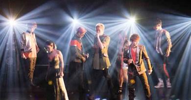 伸出拇指「讚」成一片 日本人氣團體AAA台灣公演報導