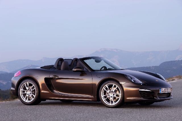 Porsche Boxster/Cayman mejor coche de altas prestaciones en NY.