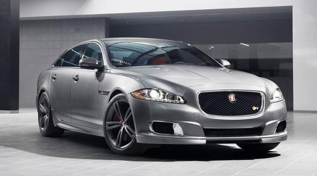 """Jaguar XJR el apellido """"R""""  lo lleva hasta los 550hp"""