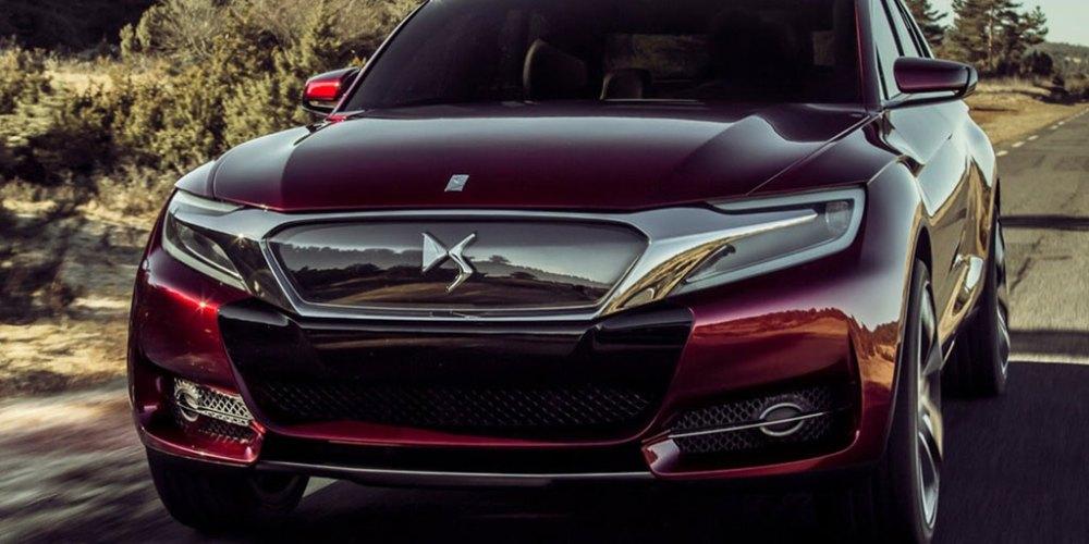 Citroën DS Wild Rubis Concept