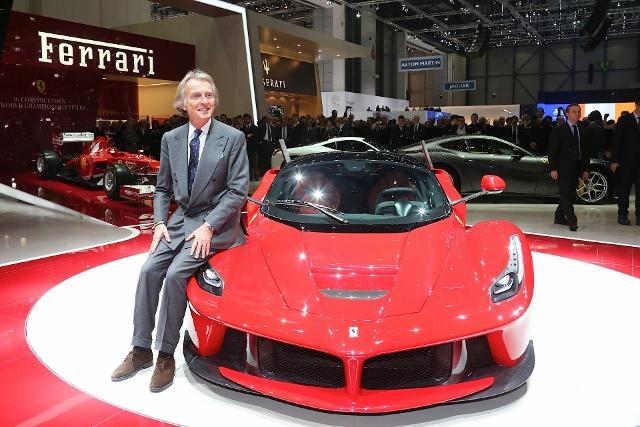Ferrari LaFerrari cambia de nombre