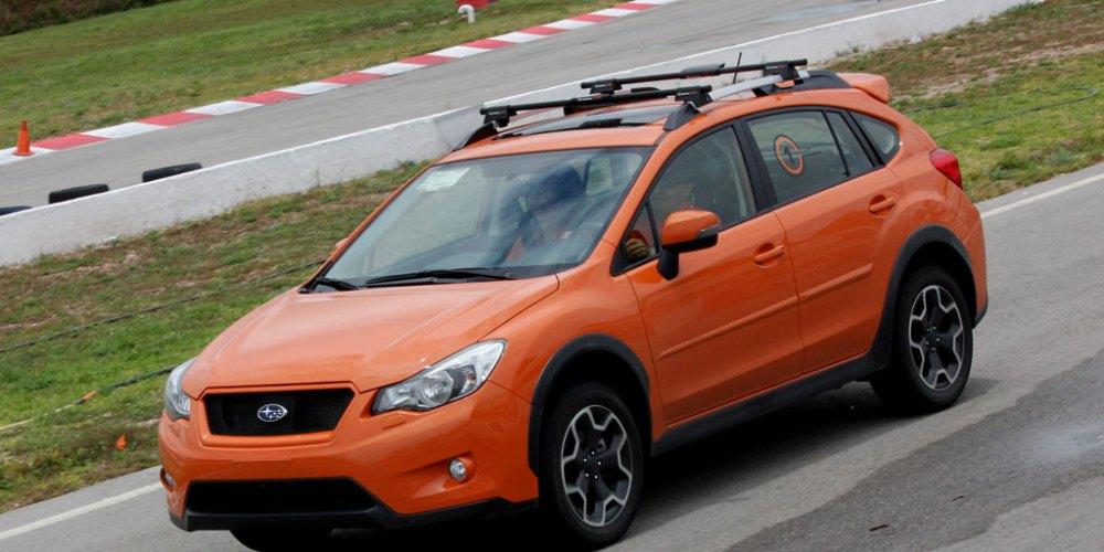 Todas las fotos del Subaru XV 2013