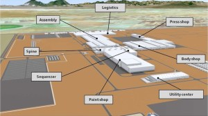 AUDI AG: Grundsteinlegung fuer neues Werk in San Jos  Chiapa/Mexiko