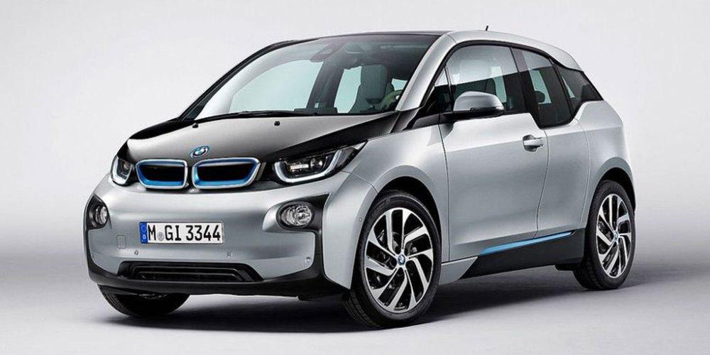 BMW i3, así es el eléctrico de la marca