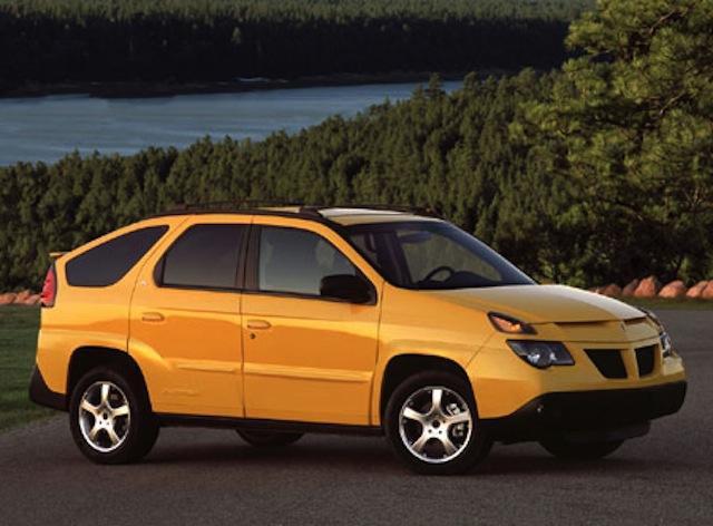 Cinco de los autos más feos