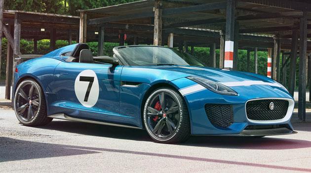 Jaguar Project 7, la opción egoísta de la marca
