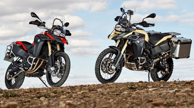 La nueva BMW F 800 GS Adventure.