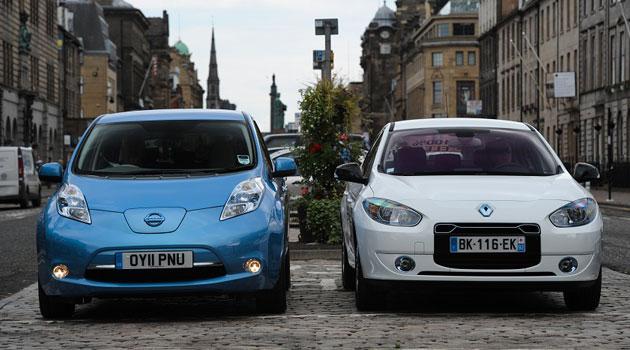 La Alianza Renault-Nissan vendió su vehículo cero emisiones número 100,000