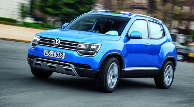 El Volkswagen Taigun llegará a los mercados en el 2016