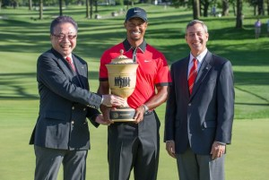 Campeón de Bridgestone Invitational 2013