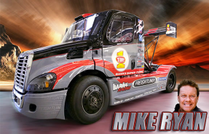 Pikes Peak Mike Ryan Freightliner
