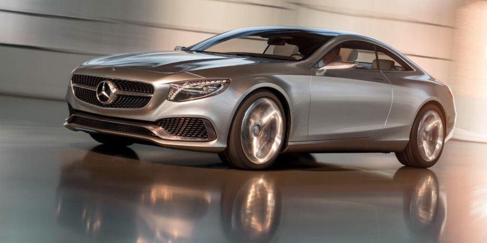 Mercedes-Benz Clase S Coupé Concept