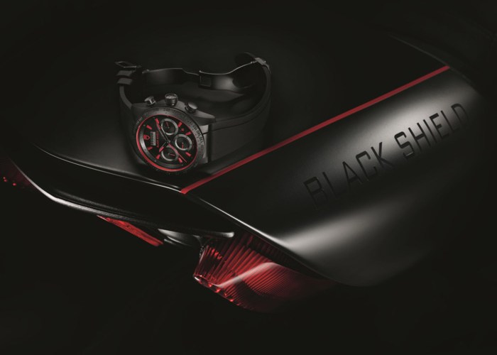 #JuevesDeRelojRacing – Tudor Ducati Black Shield