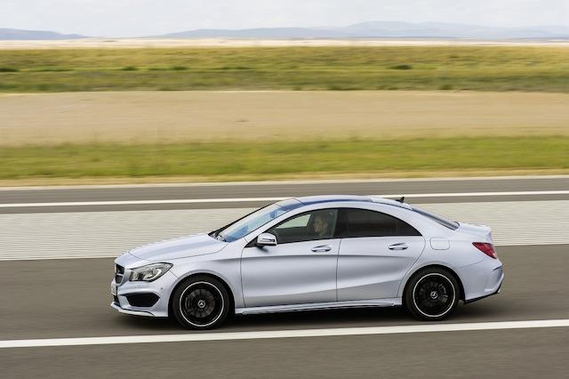 Septiembre el mejor mes de la historia en Mercedes-Benz