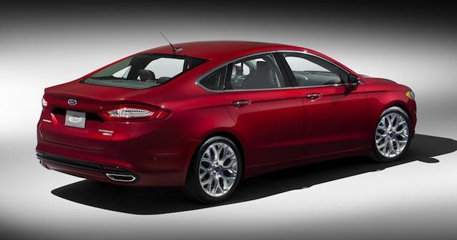 Resultados financieros de Ford para el tercer trimestre de 2013