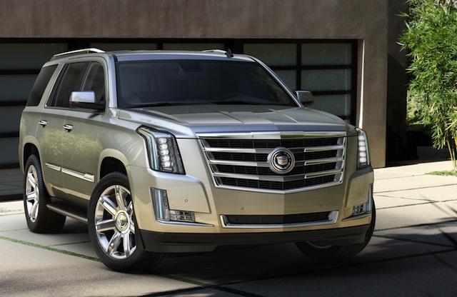 Nueva Cadillac Escalade 2015