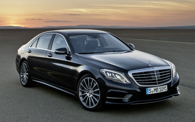 Mercedes-Benz México presenta el nuevo Clase S