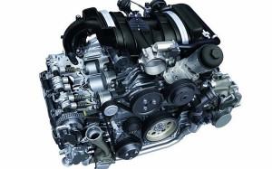 Porsche-911-GT32013-engine