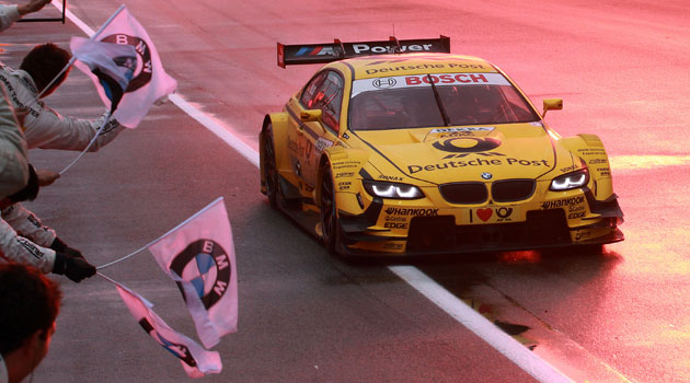 BMW defiende el título de fabricantes en el DTM