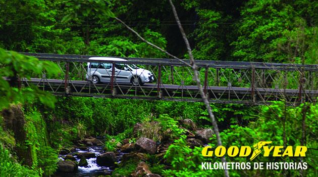 Goodyear lanza la campaña Kilómetros de Historias en Latinoamérica