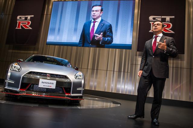Nissan revela el GT-R 2015 y el GT-R NISMO