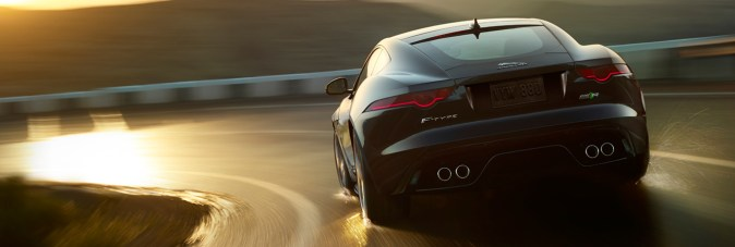JAGUAR F-TYPE COUPE R AWD