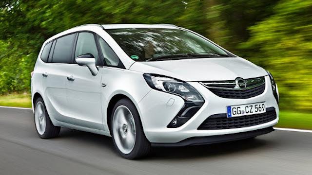 La nueva generación de Opel Zafira ahora será francesa
