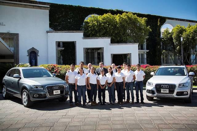 Audi México en la senda de crecimiento