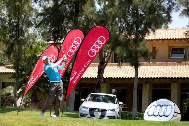 Inicia la gira de golf Audi quattro Cup 2014