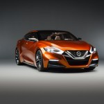 Nissan Sport Sedan Concept 1