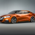 Nissan Sport Sedan Concept 2