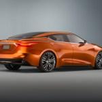 Nissan Sport Sedan Concept 5
