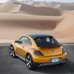 Volkswagen Beetle Dune Concept 4